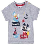 Disney Characters Baby Newborn Infant Boys Girls Top T-shirt 0-24 months