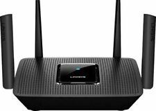 Linksys Max-Stream AC2200 Tri-Band Mesh WiFi 5 Router - Black MR8300 | Newest!