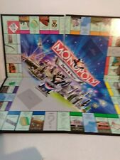 2006 Monopoly Here and Now Edition Replacement Game Board instructions