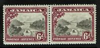 Jamaica SG# 113, pair, Mint Hinged, Hinge Remnant - S1347