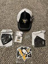 New ListingPittsburgh Penguins Adjustable Hat~ Adult Sized ~ 2021 Season ticket Holder Only