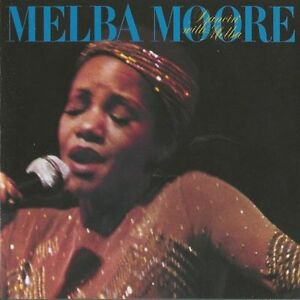 Melba Moore - Dancin' With Melba      New cd    Ftg