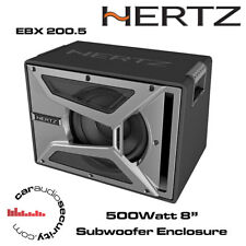 "Hertz EBX 200.5 8"" Energy 200mm 500 WATT subwoofer piatto"