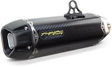 Two Brothers Racing  Tarmac Full System Exhaust, Carbon CBR250