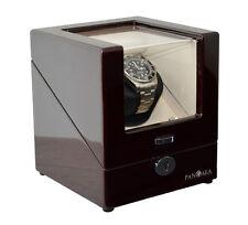 Pangaea S310 Single Automatic Watch Winder Japanese Mabuchi Motor Battery Power