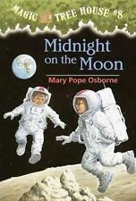 Midnight on the Moon: Midnight on the Moon by Mary Pope Osborne (Paperback, 2005)
