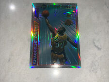 1996-97 Topps Mystery Finest Super Team Refractor #M12 Shaquille Shaq O'Neal