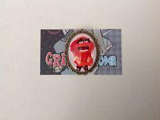 Muppets Animal brooch pin rockabilly pin up girl retro vintage Kermit miss piggy