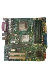Scheda Madre Acer Piu Processore Intel Q6600 Core 2 Quad 2.40ghz  4gb RAM