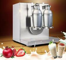 Auto Shaking Mixer Bubble Boba Milk Tea Shaker Machine Doubleframe Control Cream