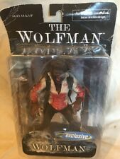 UNOPENED Mezco The Wolfman Blockbuster Exclusive Bloody Version Action Figure 7""