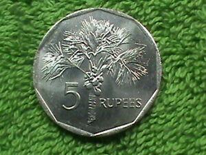 SEYCHELLES 5 Rupees 1982 UNC