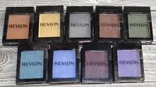 Revlon 9pc Lot Shadowlinks Eyeshadow ~ Mixed Colors ~ No Repeats ~ New (x9)