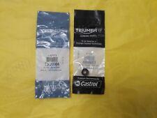 Triumph valve stem oil seal gasket T3600004
