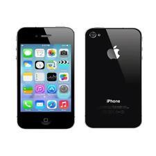 Apple iPhone 4S 8GB Unlocked Mobile Smartphone Sim Free Working Condition Black