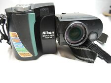 Nikon COOLPIX 4500 4.0MP Digital Camera - Black no card