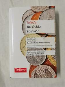Tolley's Tax Guide 2021-22