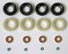 FORD FOCUS FIESTA FUSION C-MAX 1.6 TDCi DIESEL INJECTOR SEAL WASHER KIT 04-