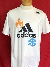 Rare Adidas Camp fire & ice techfit Climalite Soccer jersey #33 football large