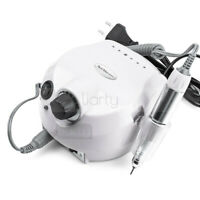 Pro 35000RPM Manicure Pedicure Tool Electric Drill File Pen Nail Art Machine Set