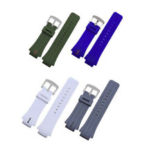 New Rubber Watch Band Strap For Timex T2N720/ T2N738/ T49859