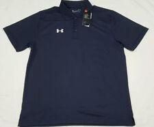 Under Armour Men's UA Performance Team Polo Shirt Sz.XL NEW 1287622-410 HeatGear
