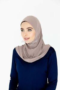 One Piece Amira Hijab - Adult size - Smooth Lycra