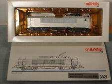 Märklin 3321-09 E-Lok Serie BB 15000 SNCF metallic absolut NEU in OVP