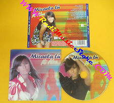 CD MICAELA LU' Mi Alma 2007 BUENA SUERTE DJ 10739 no lp mc dvd (CS10)