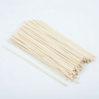 100pcs Oil Diffuser Stick Reed Fragrance  Rattan For Perfume Aroma Essential Oil