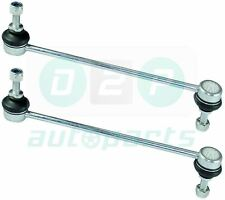 FOR SKODA FABIA RAPID ROOMSTER VW FOX POLO FRONT ANTI ROLL BAR DROP LINKS x2