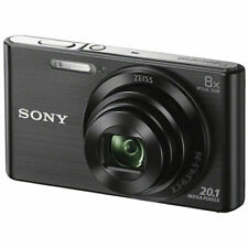 Sony DSC-W830 Digital Camera (Black) DSCW830/B