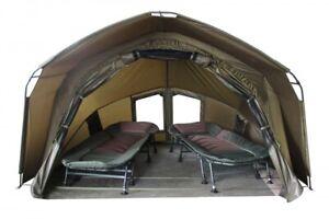 Bivvy MK Fort Knox 2.0 Pro Dome 2 Mann Angelzelt Karpfen Carp