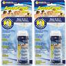 AquaChek Spa 6-in-1 Test Strips for Hot Tub - Bromine/Chlorine - 2 x 50ct Bottle