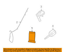 Lincoln FORD OEM 07-09 MKZ Anti-Theft Alarm-Control Module 8E5Z15604C