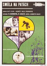 Movie Poster POOR COW Ken Loach 1968 Cinema Art Vladimir Palecek Graphic Design