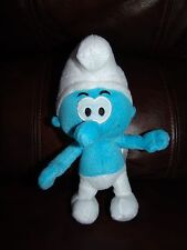 The Smurfs Boy Smurf Plush Doll 9""