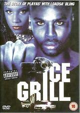 ICE GRILL - BRAND NEW DVD - FREE UK POST