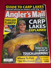 ANGLERS MAIL - GUIDE TO CARP LAKES - July 29 2011