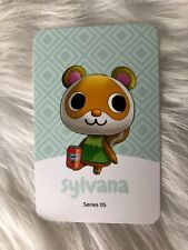 Amiibo NFC Karte Animal Crossing Sylvana/Maren