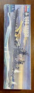Monogram/ Mattel USS Halsey full model kit #6856