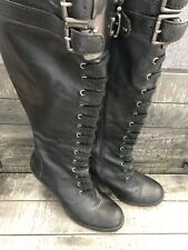 a8d0bc30260 Via Spiga Women's Leather Boots for sale | eBay