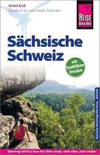 Reise Know-How Reiseführer Sächsische Schweiz (mit Stadtführer Dresden) Krell