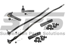 4WD FORD F350 Center Link Inner Outer Tie Rod Ends Adjustment Sleeves New Set 6