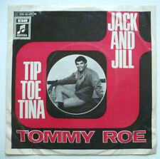 "TOMMY ROE - Jack and Jill - 7""-Single"