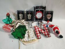 [Lot Of 16] Mixed Lot Ornaments Brand Name Wondershop Resale Bulk