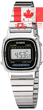 Casio Women s LA670WA-1 Daily Alarm Digital Watch