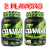 MusclePharm Combat 100% Whey Protein Build Muscle Chocolate Milk Vanilla 2 lbs