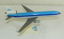 """KLM Royal Dutch Airlines """"The Flying Dutchman"""" MD-11 Airplane Model W/ Stand"""