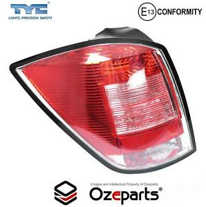 LH Left Tail Light Rear Lamp (Clear) For Holden Astra AH Station Wagon 04~10
